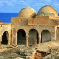 Torre Ghazi Mustapha - Djerba, Tunísia.