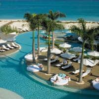 Piscina infinita, The Palms Turks and Caicos