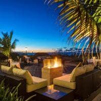 Restaurante 72º West, The Palms Turks and Caicos