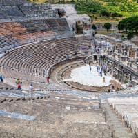 Anfiteatro de Ephesus, Turquia.