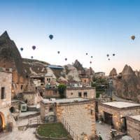 Balão Capadócia, Turquia