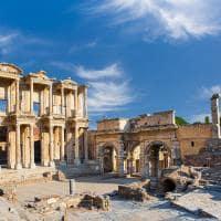 Biblioteca Celsius em Ephesus - Turquia.