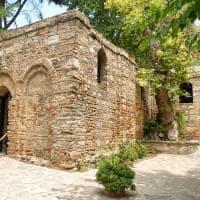 Casa da Virgem Maria - Ephesus, Turquia.