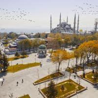 Mesquita Santa Sofia, Istambul, Turquia