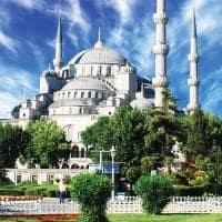 Mesquita Sultan Ahmed - Turquia
