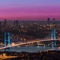 Ponte Bósforo, Istambul, Turquia