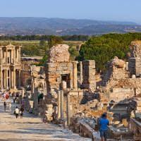 Ruínas de Ephesus - Turquia.