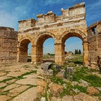 Ruínas de Hierápolis - Turquia.