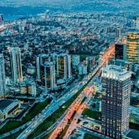 Vista aérea de Istambul - Turquia