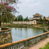 Ponto turístico: Royal Palace, Hue, Vietnã