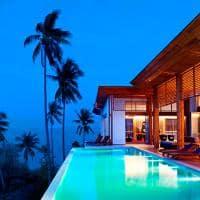 W Hotel Koh Samui - Anoitecer