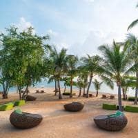 W Hotel Koh Samui - área externa