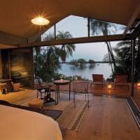 African bush camps thorntree river lodge vista luxury safari lodge