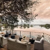 African bush camps thorntree river lodge vista rio